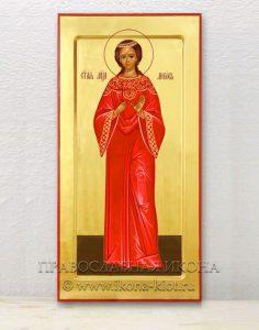 Икона «Любовь Римская, мученица» (образец №2)