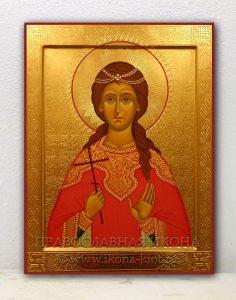 Икона «Любовь Римская, мученица» (образец №1)