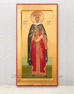 Икона «Людмила Чешская» (образец №2)