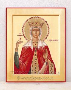 Икона «Людмила Чешская» (образец №3)