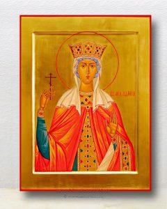 Икона «Людмила Чешская» (образец №4)