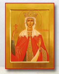 Икона «Людмила Чешская» (образец №6)
