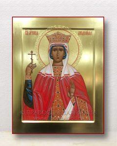 Икона «Людмила Чешская» (образец №7)