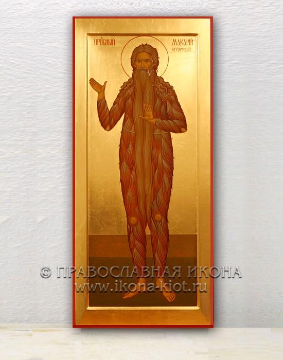 Икона «Макарий Египетский, великий» (образец №2)