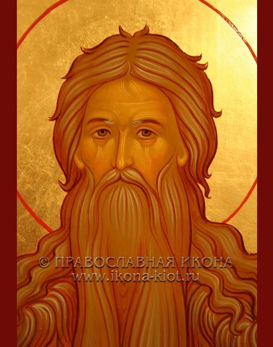 Икона «Макарий Египетский, великий» (образец №3)