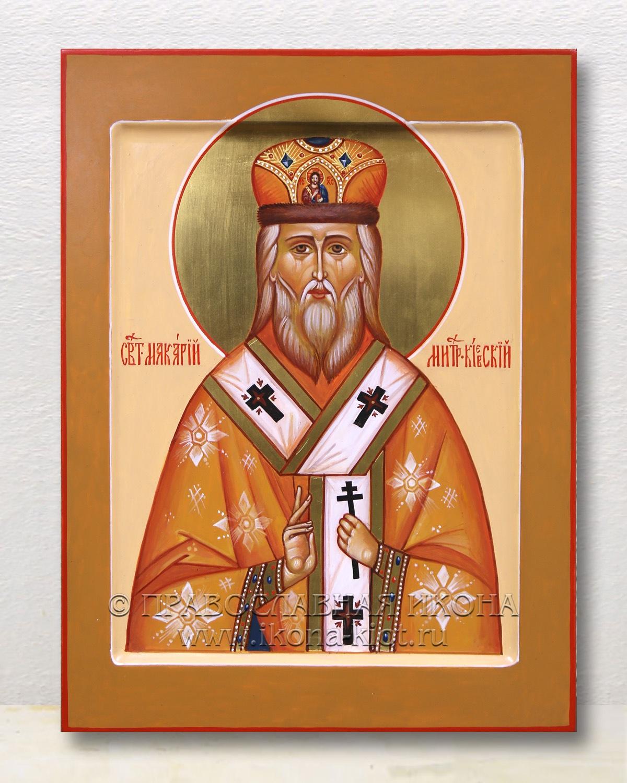 Икона «Макарий митрополит Киевский»