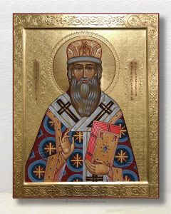 Икона «Макарий, митрополит Московский и всея Руси» (образец №1)