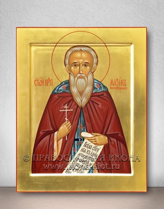 Икона «Максим Исповедник» (образец №5)