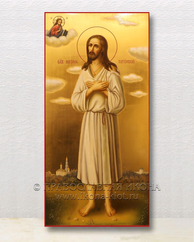 Икона «Максим Тотемский, праведный»