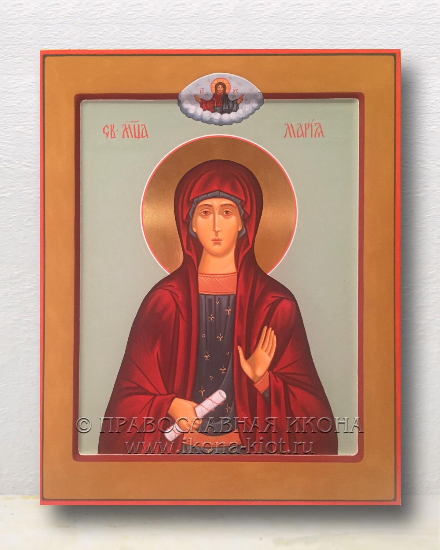Икона «Мария Азийская, мученица» (образец №2)