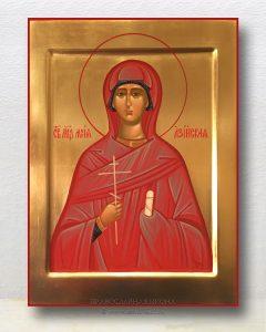 Икона «Мария Азийская, мученица» (образец №1)