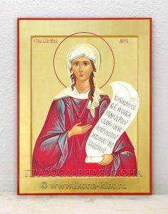Икона «Мария Блаженная» (образец №2)