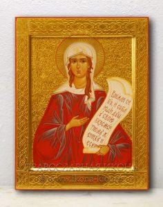 Икона «Мария Блаженная» (образец №1)
