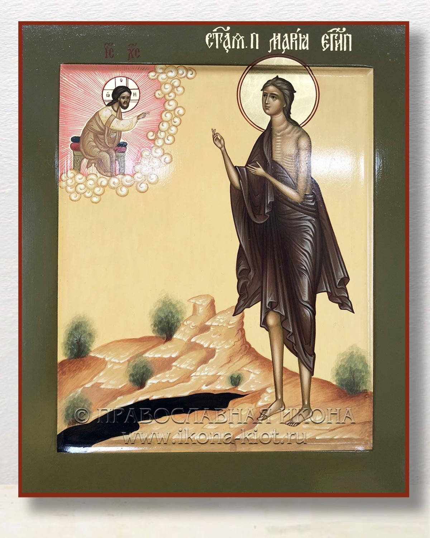 Икона «Мария Египетская» (образец №4)