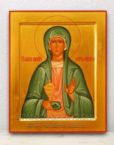 Икона «Мария Магдалина, равноапостольная» (образец №1)