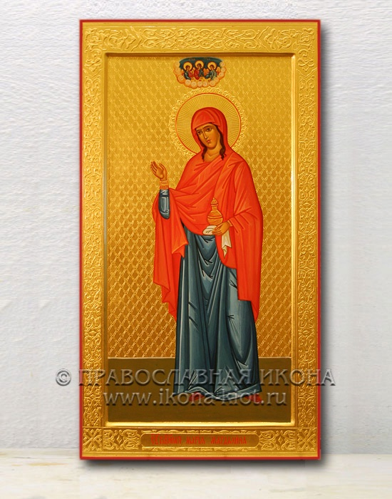 Икона «Мария Магдалина, равноапостольная» (образец №11)