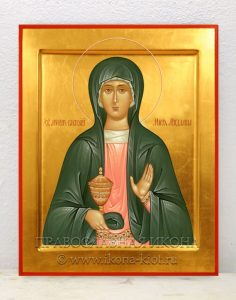 Икона «Мария Магдалина, равноапостольная» (образец №2)