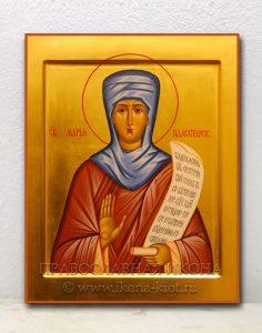 Икона «Мария Палестинская» (образец №1)