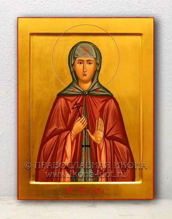 Икона «Мария Радонежская, преподобная» (образец №1)