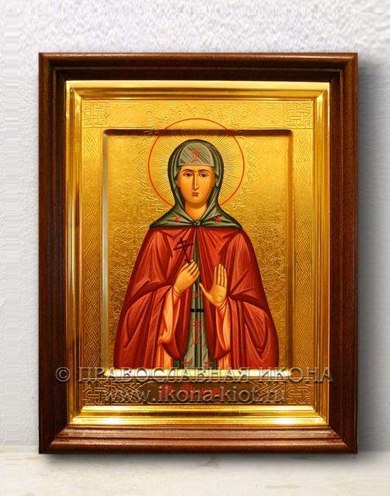 Икона «Мария Радонежская, преподобная» (образец №10)