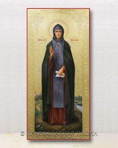 Икона «Мария Радонежская, преподобная» (образец №11)