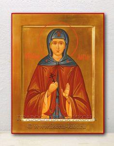 Икона «Мария Радонежская, преподобная» (образец №2)