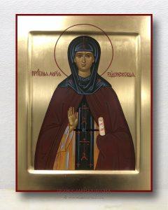 Икона «Мария Радонежская, преподобная» (образец №4)