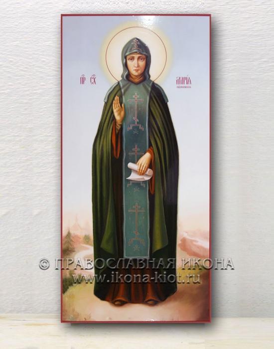 Икона «Мария Радонежская, преподобная» (образец №6)