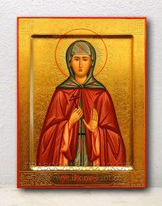 Икона «Мария Радонежская, преподобная» (образец №7)