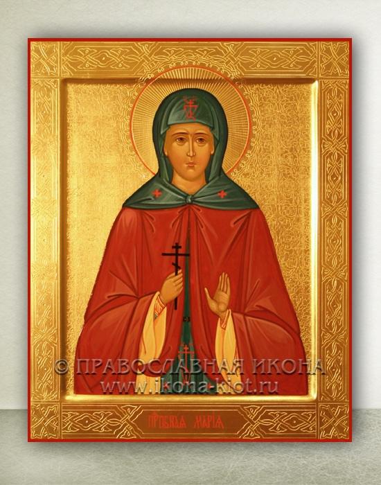 Икона «Мария Радонежская, преподобная» (образец №9)