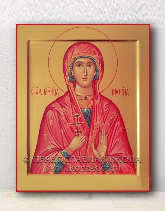 Икона «Марина (Маргарита) Антиохийская» (образец №1)
