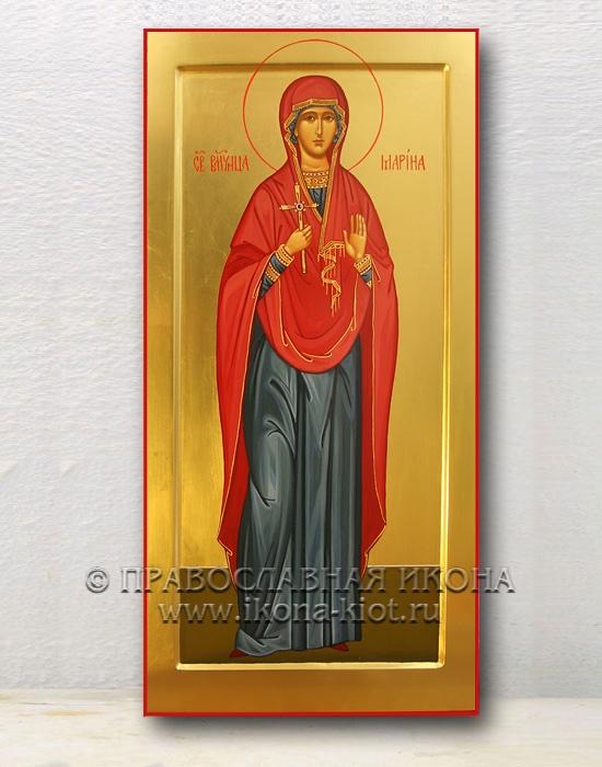 Икона «Марина (Маргарита) Антиохийская» (образец №3)