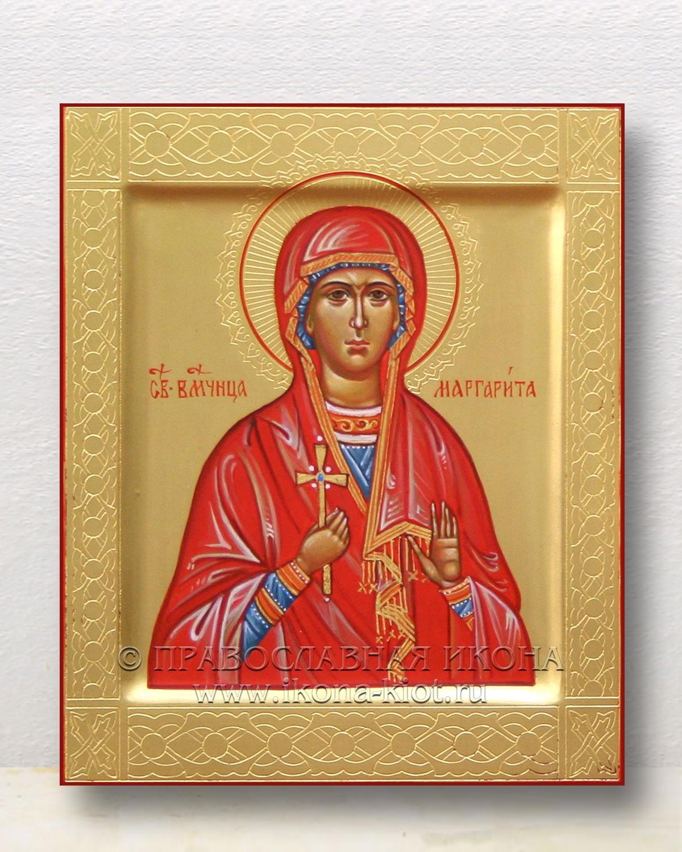 Икона «Марина (Маргарита) Антиохийская» (образец №4)