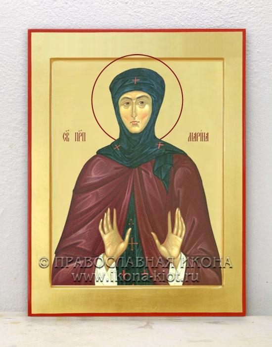 Икона «Марина Македонская, преподобная»