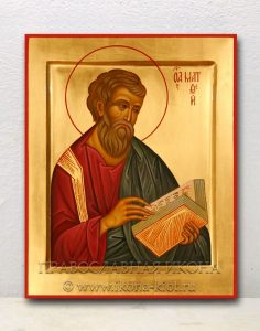Икона «Матфей, апостол»
