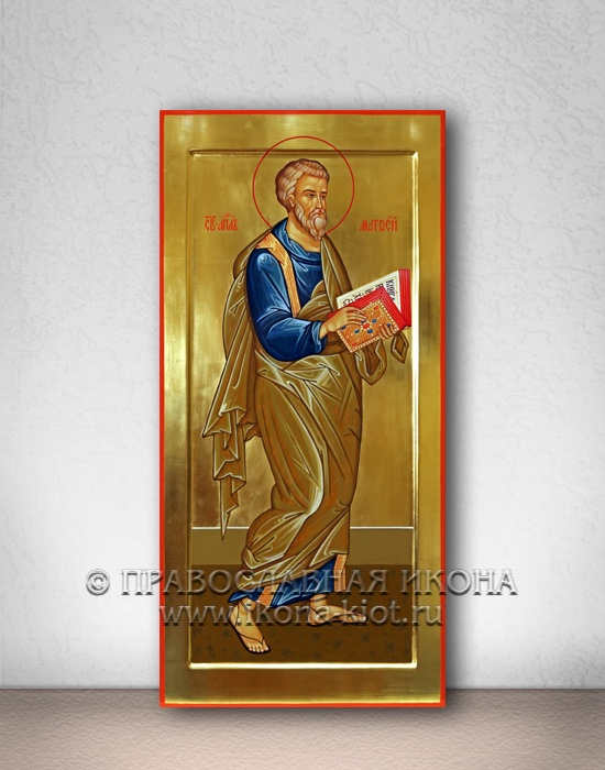 Икона «Матфей, апостол» (образец №7)