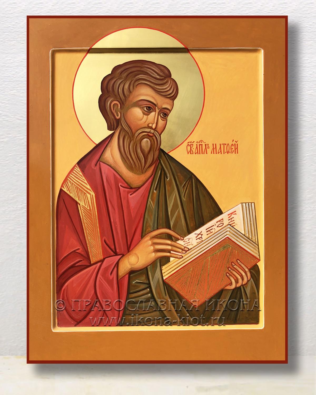 Икона «Матфей, апостол» (образец №8)