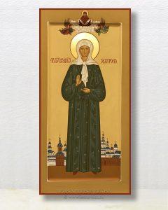 Икона «Матрона Московская, блаженная» (образец №10)