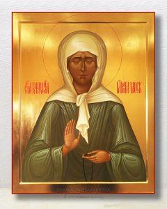Икона «Матрона Московская, блаженная» (образец №11)