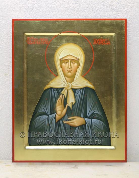 Икона «Матрона Московская, блаженная» (образец №12)