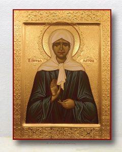 Икона «Матрона Московская, блаженная» (образец №14)