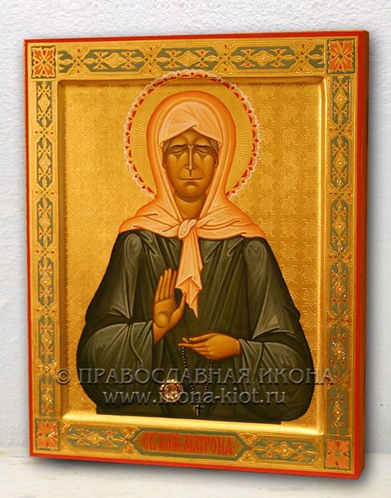 Икона «Матрона Московская, блаженная» (образец №21)