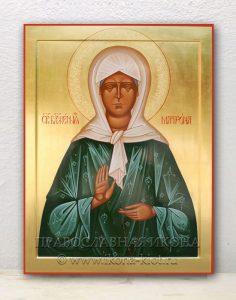 Икона «Матрона Московская, блаженная» (образец №25)
