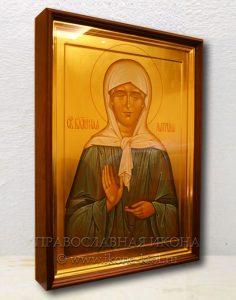 Икона «Матрона Московская, блаженная» (образец №29)