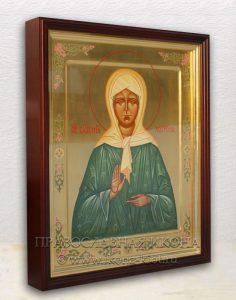 Икона «Матрона Московская, блаженная» (образец №30)