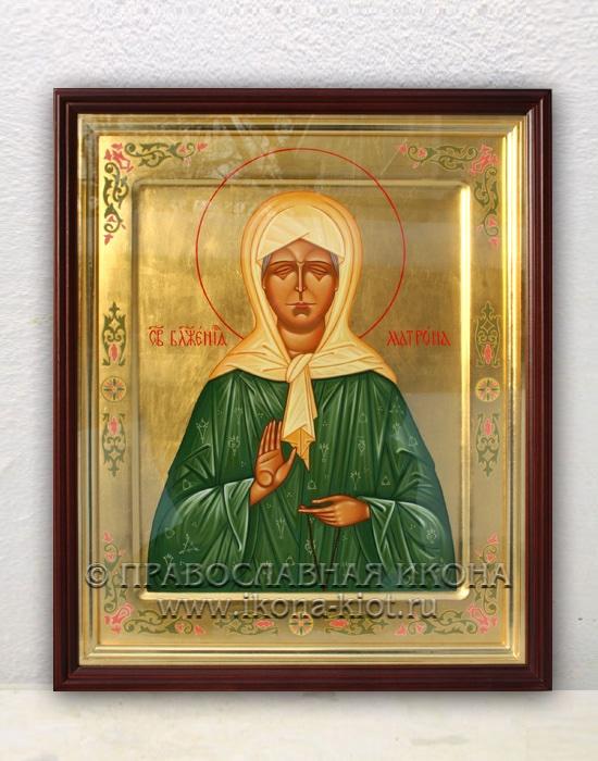 Икона «Матрона Московская, блаженная» (образец №31)