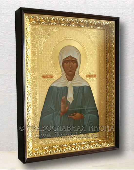 Икона «Матрона Московская, блаженная» (образец №32)