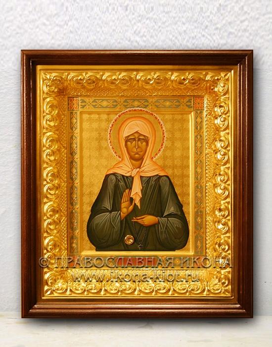 Икона «Матрона Московская, блаженная» (образец №33)