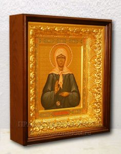 Икона «Матрона Московская, блаженная» (образец №34)