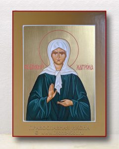 Икона «Матрона Московская, блаженная»